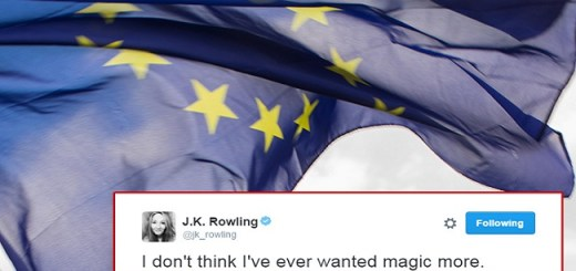 Here are some of the top celebrity reactions to Britain's exit from European Union #Brexit