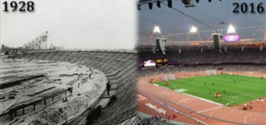 See how these 7 Historic Olympic venues look today