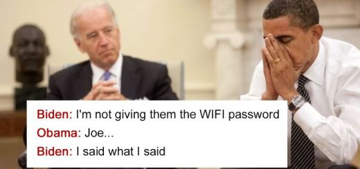 15 Imaginary conversations between Obama and Biden that will make your day