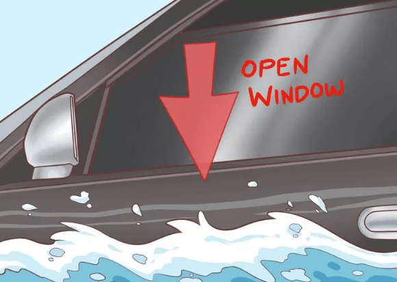 Now Open the Window