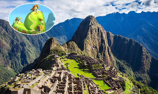 The emperor's New Groove, Maccha Pichu