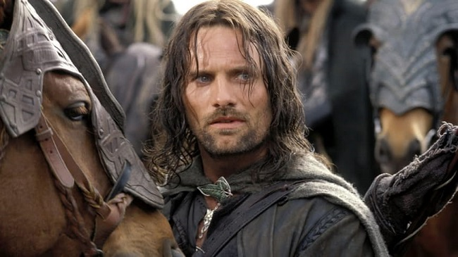 Viggo Mortensen – The Lord of the Rings