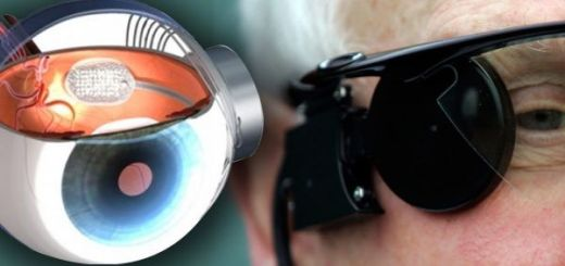 This futuristic bionic eye transplant will let blind people see in coming 10 years