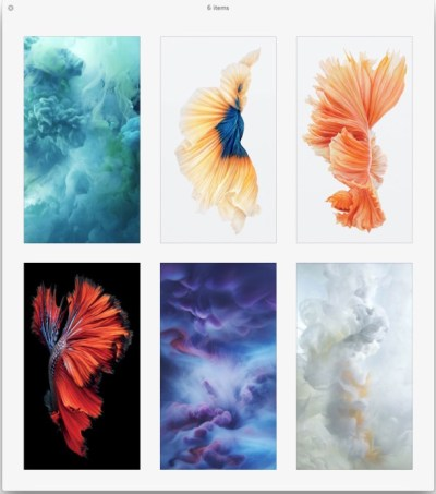 How to Make Live Wallpaper for iPhone 6s and iPhone 6s Plus