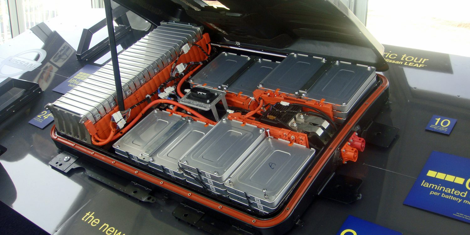 Nissan Plans to Sell Battery Operations, in Talks With Tesla's Battery Cell Supplier