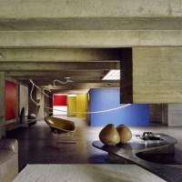 Artist Tomie Ohtake's Goergeous Sao Paulo Home