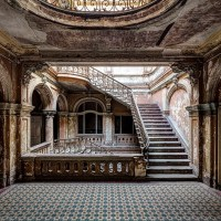 Romantic Urbex by James Kerwin