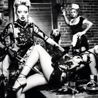 Ellen von Unwerth Takes Over S. Magazine No.8 With a Lot of Sexiness