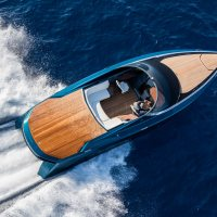 Aston Martin Just Introduced their First Gorgeous Powerboat