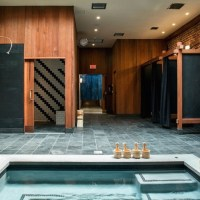 Onsen Design Zen Bath House In San Francisco