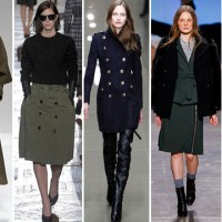 What's Trending: Military-inspired Fashion