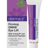Beauty Review: derma e Firming DMAE Eye Lift Crème