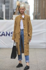 Street Style | Best New York Fashion Week Spring 201501