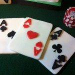 Let's Play Poker, fondant figures