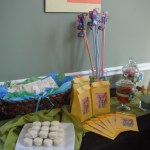 First birthday party celebration idea
