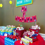 elmo birthday party on a budget