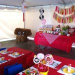 Farm Barnyard birthday party pictures