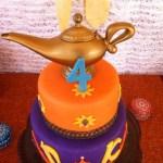 Arabian night kids birthday party ideas