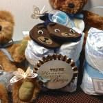 Teddy Bear Boy Baby Shower ideas
