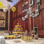 50th years old birthday party images