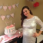 Pink and gray Elphant baby shower (24)