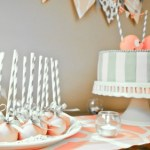 Pink and gray Elphant baby shower (27)