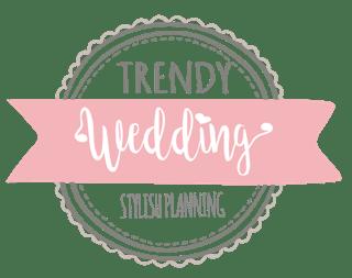 trendy wedding style