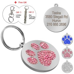 Small Of Cat Id Tags