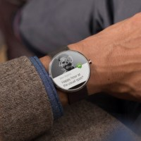 Moto 360, the Wearable to Watch