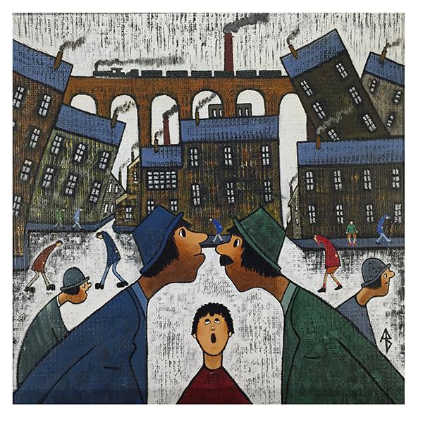 Im-Down-Ere-Albert-Barlow-Trent-Art