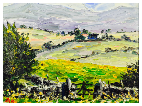 Near Llangefni Alan Knight