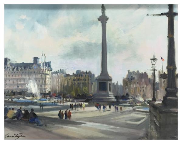 Trafalgar Square Ivan Taylor