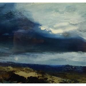 Halliday, Colin (1964 – ) Curbar Edge