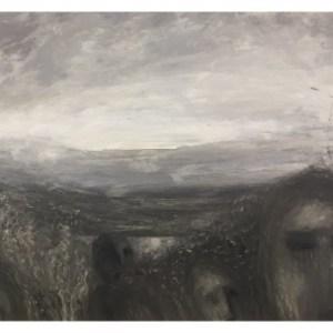 Simcock, Jack (1929-2012) People on the Moor