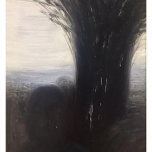 Simcock, Jack (1929-2012) Figure and Tree