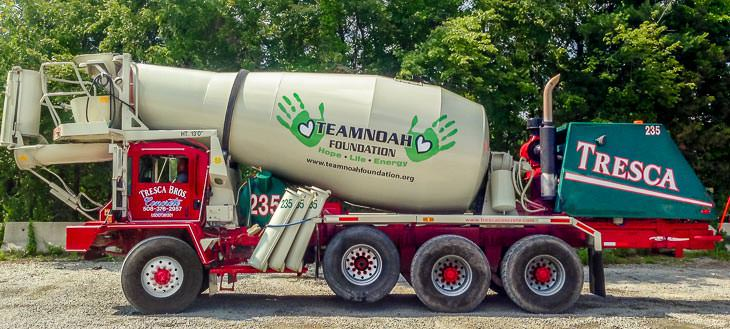 Ready Mix Concrete Company Boston