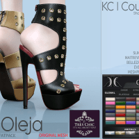 KC|Couture for Tres Chic