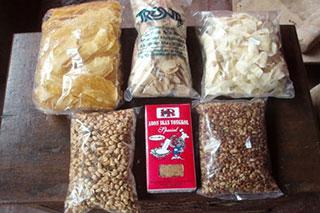 Madurese Local Snacks