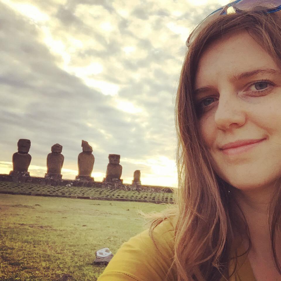 Dziennikarz w Chile - Blog o Chile