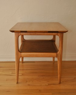 Small Of Mid Century Side Table