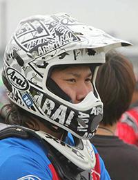 NO.01 島田勇耶・モトクロス国際A級ライダー