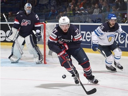 Richard Wolowicz/HHOF-IIHF Images