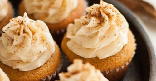 19Snickerdoodle Paleo Cupcakes