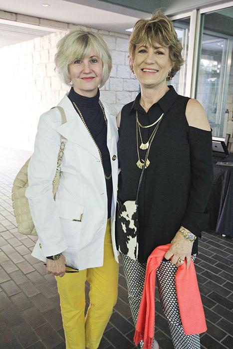 Shelby Barnett & Meg Lowry