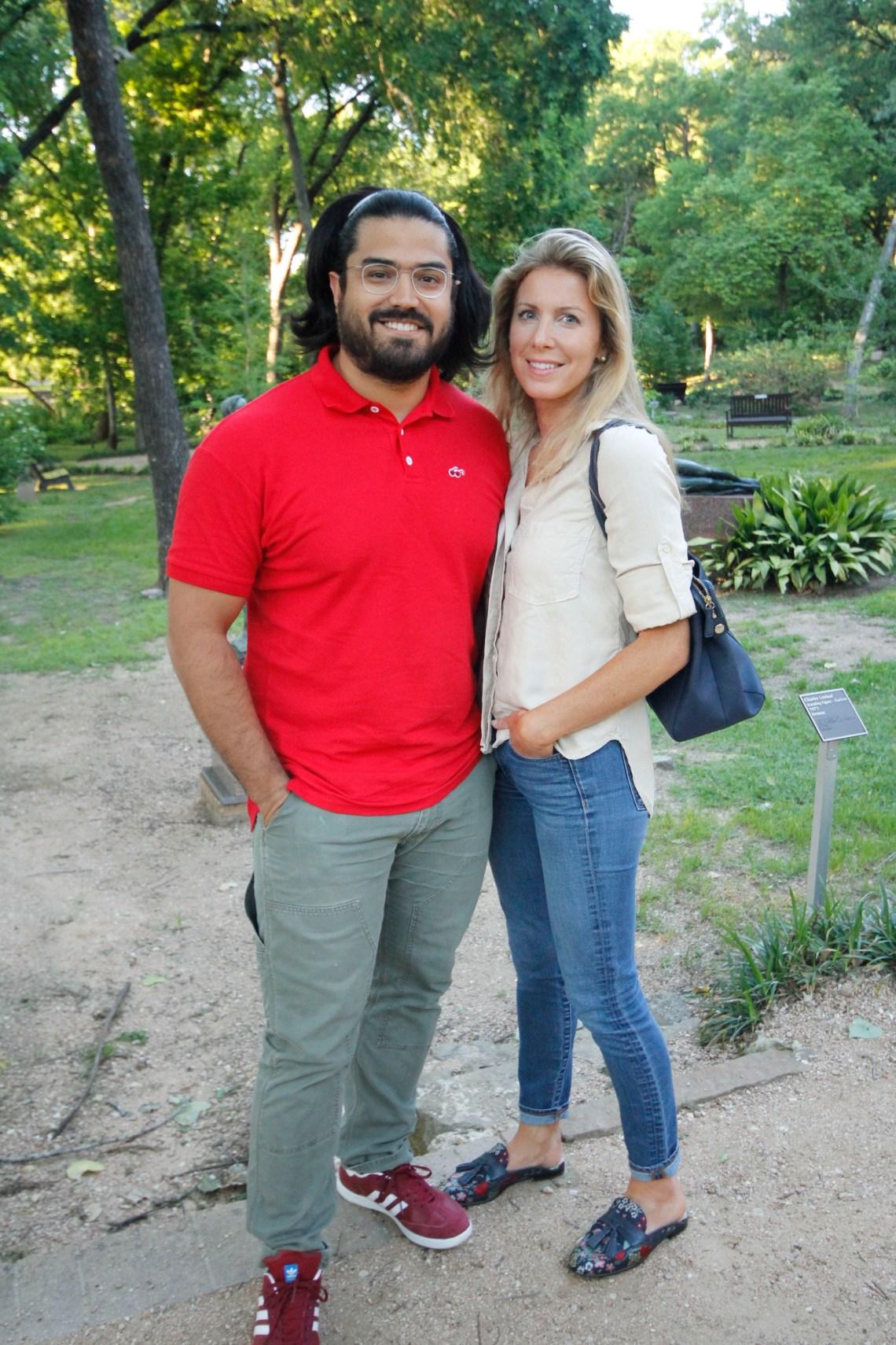 Kayhan Ahmadi & Meredith Smith