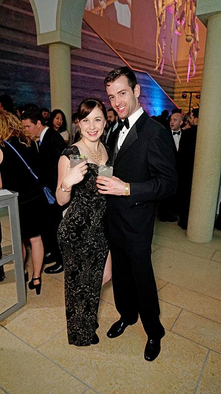 Zoe Dawkins & Russell Robertson