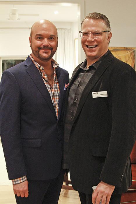 Dave Steakley & Abe Reynold