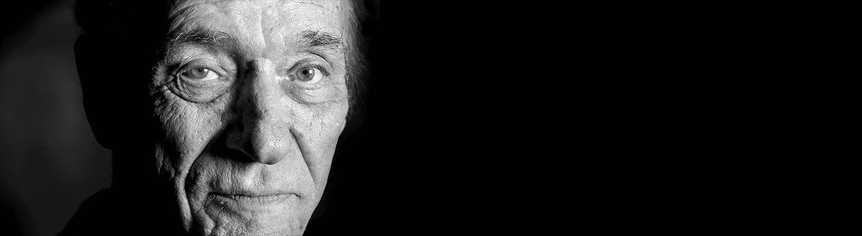 A photo of Jay Conrad Levinson by photographer Jack Atley
