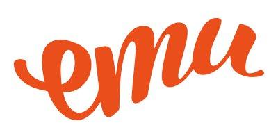 Emu Bikes logo — Tribus Creative: Marketing and design agency