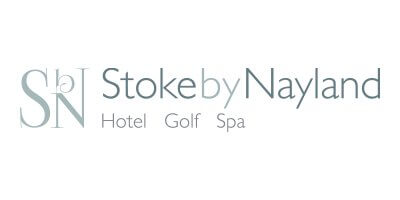 Stoke by Nayland logo — Tribus Creative: Marketing and design agency